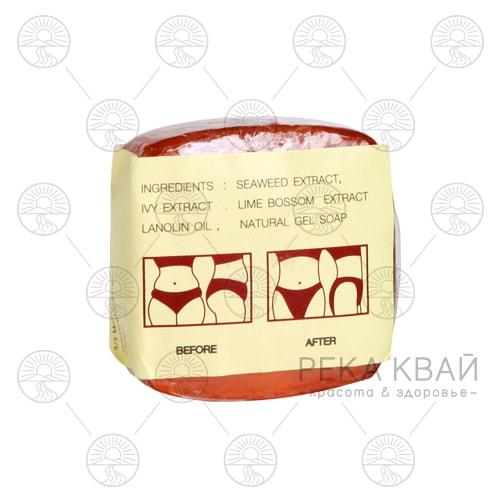 Антицеллюлитное мыло своими руками из основы